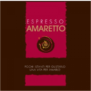 Caffè all'Amaretto - 50 cialde