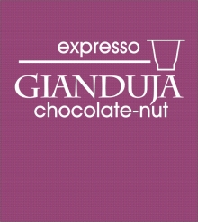 Gianduja - 20 pieces