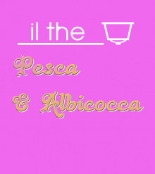 The Pesca & Albicocca - 16 capsule