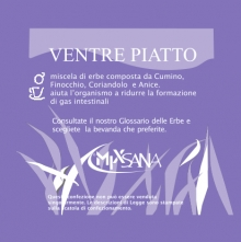 Ventre piatto - 30 cialde