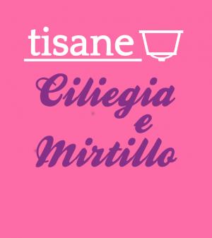 Ciliegia & Mirtillo - 16 capsule