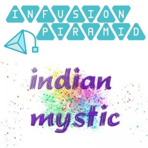 INDIAN MYSTIC infusion piramid - 15 FILTRI