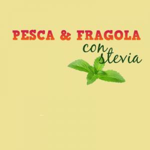 tè pesca & fragola con stevia - 50