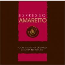 Caffè all'Amaretto - 10 cialde