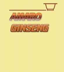 Amaro Ginseng (senza zucchero) - 10 capsule