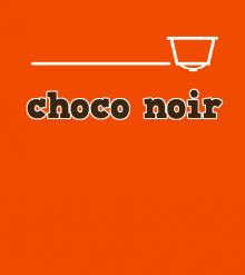 Choco NOIR - cioccolata - 10 capsule