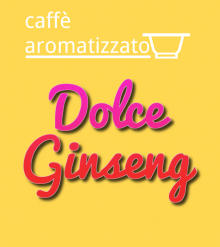 Caffè Dolce Ginseng - 10 capsule