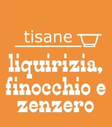 Liquizia  Finocchio e Zenzero - 12 pezzi