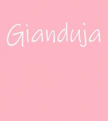 Gianduja - 10 cps