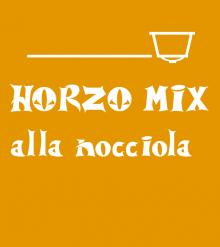HORZO  MIX alla Nocciola - 10 capsule