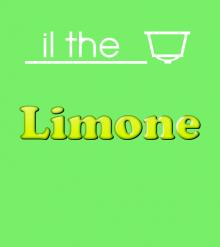 The al Limone - 16 capsule