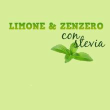 Tè zenzero e limone con stevia - 20