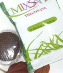 Tè Verde alla Pesca e Albicocca - 20 capsule