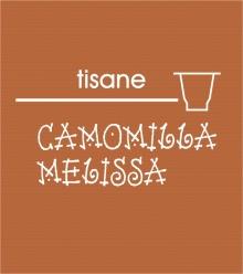 Camomilla e Melissa - 12 pezzi